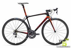 TOP 5 BICICLETAS DE CARRETERA: Giant TCR AVANCED SL 1, una bici para disfrutarla ...