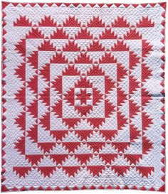Quilting Tutorials: Delectable Mountains Variations - WARNING Quilter's eye candy overdose...........
