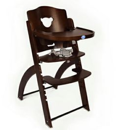 The Pali Alto HighChair in Mocacchino