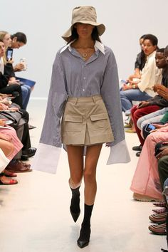 Matthew Adams Dolan Spring 2018 Ready-to-Wear  Fashion Show Collection