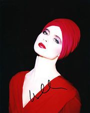 ISABELLA ROSSELLINI SIGNED 8X10 PHOTO PROOF AUTOGRAPHED