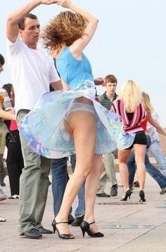 girls upskirts Riverdance