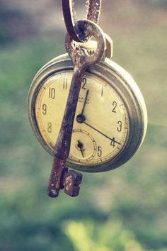 "Time is the Key!   Ecclesiastes 3:11  ""He hath made every thing beautiful in his time: also he hath set the world in their heart, so that no man can find out the work that God maketh from the beginning to the end.""  God Changes Not ... But, Man Changes with Time."