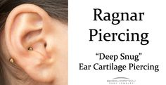 Coolest Piercings You May Have Never Heard Of: The Ragnar