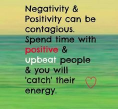 Positivity is contagious     - lmvus.com