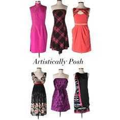 """Artistically Posh: What to wear on your Valentine's Date"""