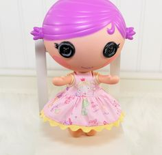 Lalaloopsy Little Clothes by little noel's doll house.