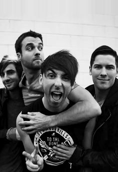 Image de alex gaskarth, all time low, and atl