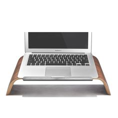 Walnut Laptop Stand -  by Grovemade $139