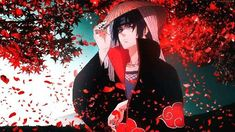 | Save & Follow || Save & Follow | Itachi Uchiha • Live Wallpaper • Naruto Shippuden