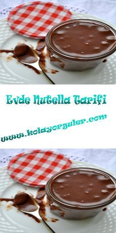 It's hardly anyone who does not like Nutella. Everyone is addicted from 7 to 70 … - Nutella 2019 Nutella Recipes, Cookie Recipes, Snack Recipes, Dessert Recipes, Desserts, Cake Vegan, Best Butter, Food Places, Homemade Beauty Products