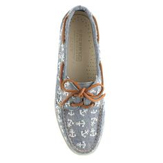 scattered anchors sperrys