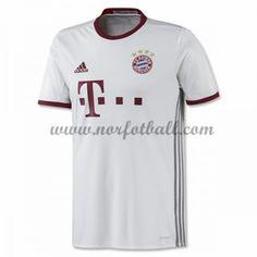 Billige Fotballdrakter Bayern Munich 2016-17 Tredje Draktsett Kortermet