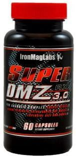 Legendary Supplements! Your Favorite Prohormone Choice - Super DMZ Rx 3.0 By IronMagLabs, $49.99 (http://www.legendarysupplements.com/super-dmz-rx-3-0-by-ironmaglabs/)