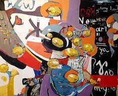Tanya Wolski | Painting | Art Gallery AFK, Lisbon - Galeria de Arte AFK, Lisboa
