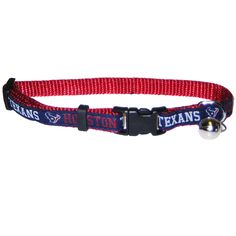 Houston Texans Cat Collar : Athletic Pets