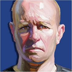 RAY TURNER - Population Series 2011...looks a bit worried about having his photo taken...wonder if he's a wanted man:?