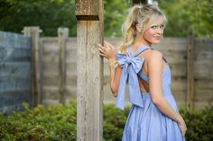 Let this Oxford dress make your day! #laurenjames