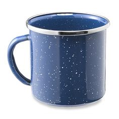 A good everyday coffee cup.  Also light enough to take backpacking