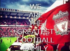 We are the greatest Football Family