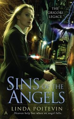 Sins of the Angels (Grigori Legacy, #1) Read 7/16/14