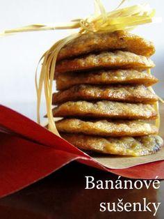 TynaTyna: Banánové sušenky