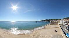 360º Virtual Visit to Praia da Califórnia, Portugal - via www.visitasvirtuais.com