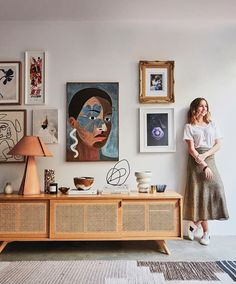 """KERRIE-ANN JONES on Instagram: """"MY HOME! on @thedesignfiles today!!! Go check it out! Thanks so much @lucy.feagins for the feature. And a huge thank you to the super…"""""""