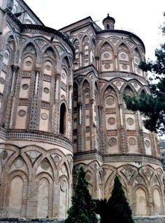 Monreale Cathedral (1172-1200), Sicily #lsicilia #sicily #monreale