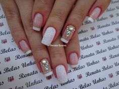 51 ideas for nails art christmas silver Super Nails, Cookies Et Biscuits, Trendy Nails, Nail Arts, Christmas Nails, Toe Nails, Pedicure, Nail Art Designs, Finger