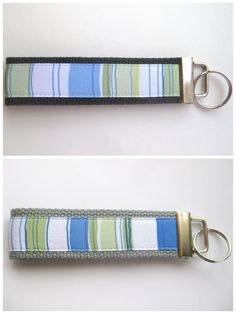 Check out this item in my Etsy shop https://www.etsy.com/ca/listing/218391251/key-fob-wristlet-keychain-key-lanyard