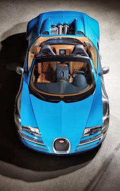 Bugatti Veyron Vitesse Meo Costantini Legend