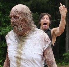 The Walking Dead Hilarity                                                                                                                                                                                 More