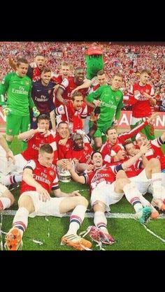 Arsenal FA Cup 2014!