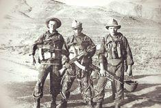 Soviet Soldiers in Afghanistan 1984