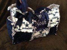 Custom Made Modern Chic Rag Quilted Diaper by calchicbyjacquiek, $89.00
