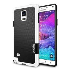 Capas de celular Samsung Galaxy Note 4 Emborrachada Eagletechz