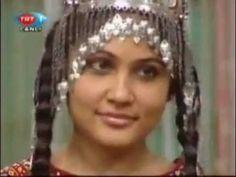 Türkmen Kız Super Ses. Döngel Birtanem - YouTube