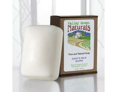 Great soap. And one day I'll get to the farm where it's made.