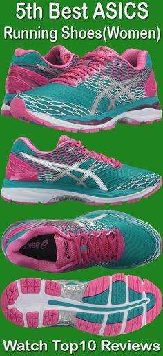 asics running shoes womens best 10