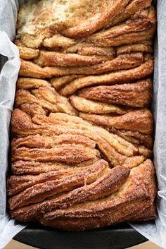Cinnamon sugar pull-apart bread | broma bakery