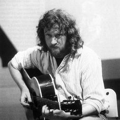 John Renbourn.  I met this man and shook his hand at Cafe Carpe in Fort Atkinson, Wisconsin in July of 2005.  What an experience!!!