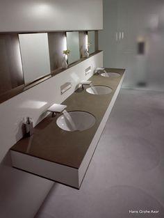 Hansgrohe 04247 #hansgrohe-build | Hans | Pinterest | Faucets ... Badarmaturen Von Hansgrohe Axor Stark V Ist Perfektion Aus Glas