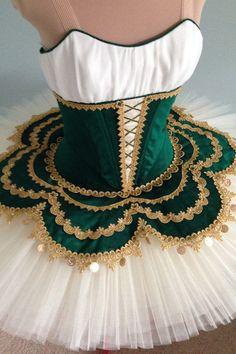 Esmeralda, DQ DESIGNS tutus and more