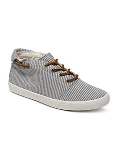 Roxy Womens Encinitas Shoes Fashion Sneaker Blue Surf 75 M US *** Click on the affiliate link Amazon.com on image for additional details.