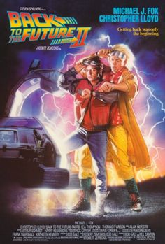Back to the Future, Part 2 Movie Poster Print (27 x 40) - Item # MOVCF8264 - Posterazzi