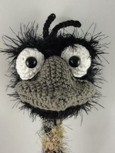 Amigurumi Crochet Pattern Emma the Emu by IlDikko on Etsy