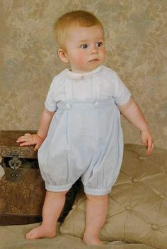 this would be cute for the boys baby dedication-the site has quite a few options, check it out