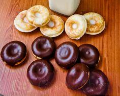 Cosas de Chari: Mini donuts