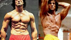 Many of you have been requesting a video on Sylvester Stallone's physique and wanted my evaluation of whether or not he could have been a bodybuilder. Silvester Stallone, John Rambo, Action Movie Stars, Karate Kid, Muscle, Mr Olympia, Calisthenics, Hollywood Celebrities, Gym Time